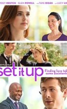 Set It Up 2018 Patronlara Tuzak Full Film izle