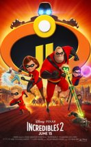 The Incredibles 2 – İnanılmaz Aile 2 2018 Film izle