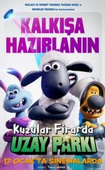 Kuzular Firarda: Uzay Parkı – (A Shaun the Sheep Movie: Farmageddon)