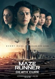Labirent 3: Son İsyan – (Maze Runner: The Death Cure)
