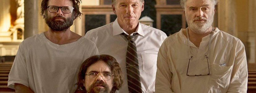 Peter Dinklage ve Richard Gere'lı Three Christs'tan Fragman Yayınlandı