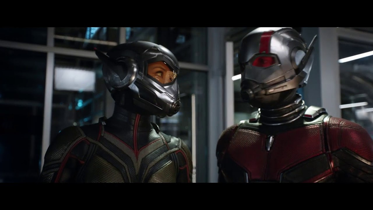 Karınca Adam ve Eşek Arısı – (Ant-Man and the Wasp)