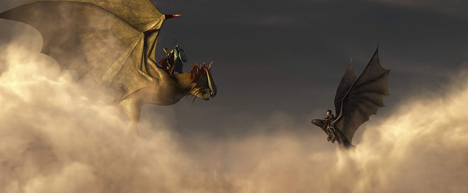 Ejderhanı Nasıl Eğitirsin 2 – (How to Train Your Dragon 2)