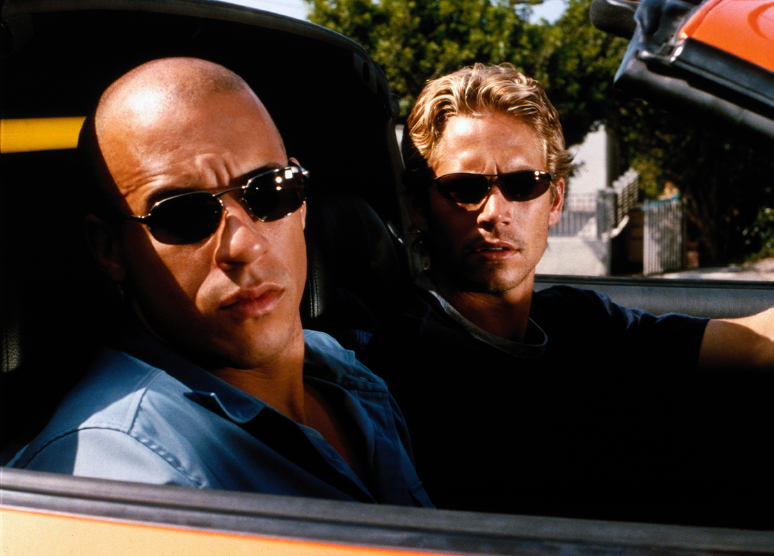Hızlı ve Öfkeli – (The Fast and the Furious)