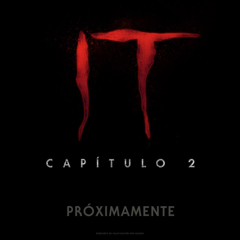 It 2 – O 2 – (It: Chapter Two)