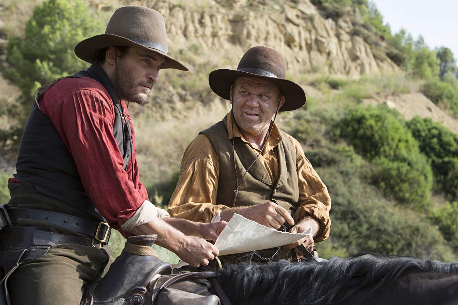 Sisters Biraderler – (The Sisters Brothers)