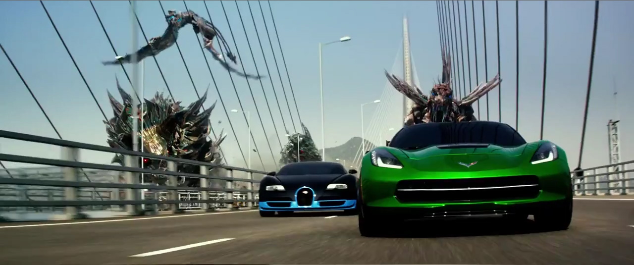 Transformers 4: Kayıp Çağ – (Transformers: Age Of Extinction)