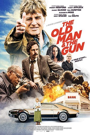 İhtiyar Adam ve Silah – (The Old Man & the Gun)